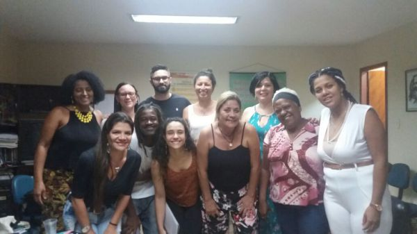 REUNIÃO DA CATEGORIA NA SEDE DO SASERJ
